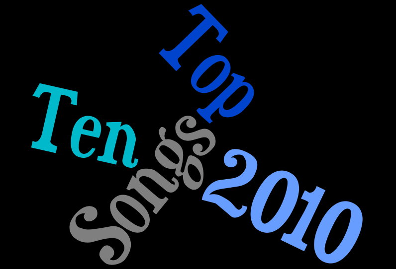 TopTenSongs2010