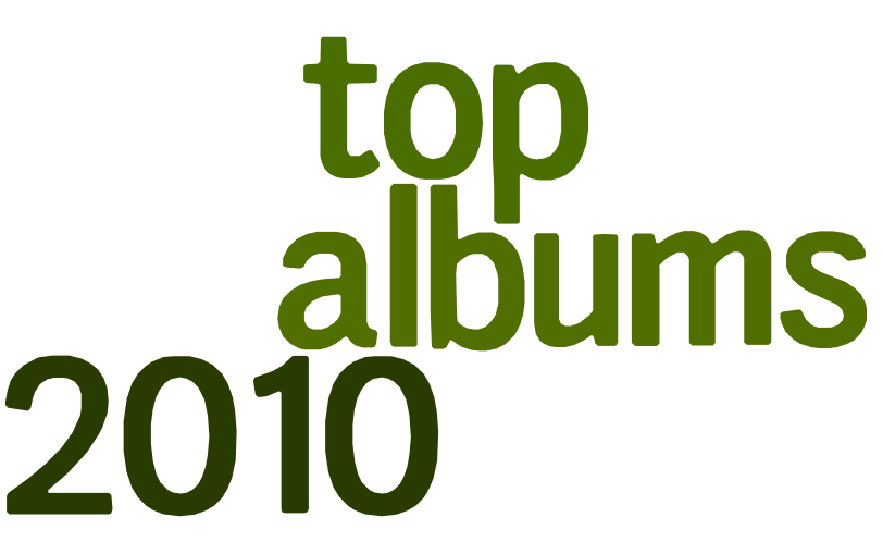 topalbums2010