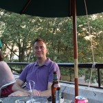 Me at Restaurant