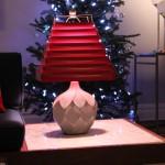 Midcentury Venetian Lamp Shade