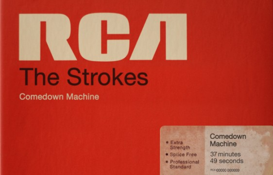 Strokes Announce New Album 'Comedown Machine'